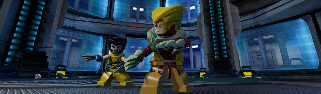 Images du jeu lego marvel super heroes gamekult - Jeux de lego sur jeux info ...
