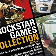 Rockstar Games Collection - Edition 1