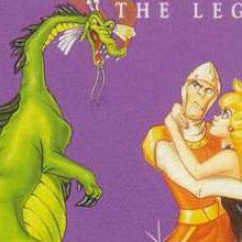Dragon's Lair : The Legend