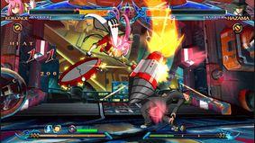 BlazBlue : Chrono Phantasma