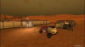 Mars Colony : Challenger