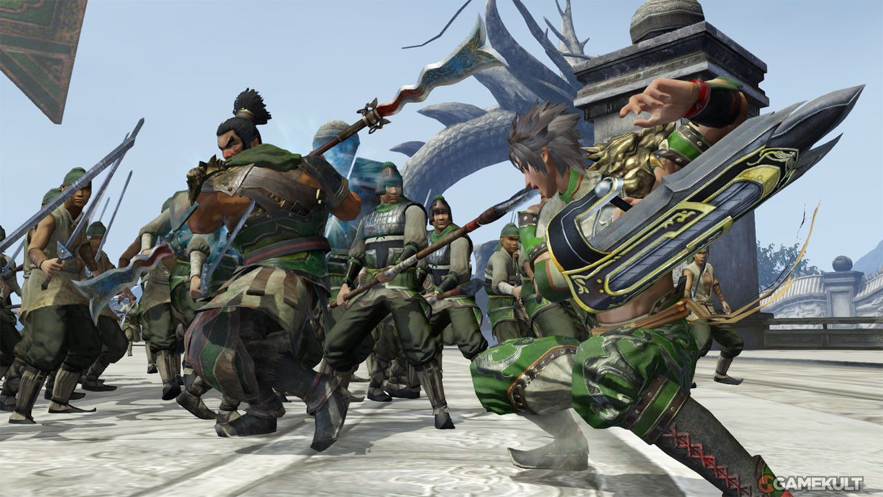 Test Dynasty Warriors 8 Xtreme Legends Complete Edition Game Ps4 Playstation 4 Gamekult