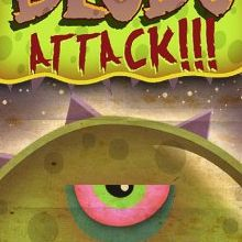 Tales from Space : Mutant Blobs Attack !!!