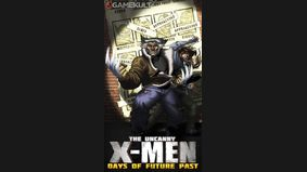 The Uncanny X-Men : Days of Future Past