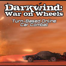 Darkwind : War on Wheels