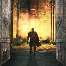 Dark Souls II : Crown of The Old Iron King
