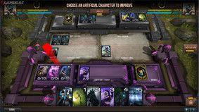 Infinity Wars 2014 : Animated Trading Card Game