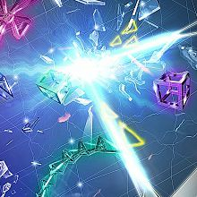 Geometry Wars³ Dimensions