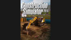 Construction Simulator 2015 - Jeu Simulation - Gamekult