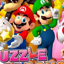 Puzzle & Dragons : Super Mario Bros. Edition