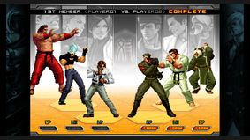 The King of Fighters 2002 : Unlimited Match