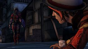 Tales from the Borderlands, Episode 2: Atlas Mugged