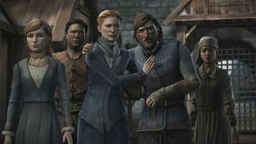 Game of Thrones : A Telltale Games Series, Episode 3: The Sword in the Darkness