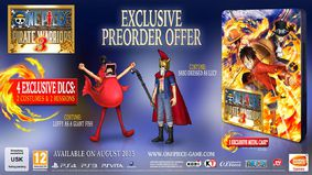 One Piece : Pirate Warriors 3