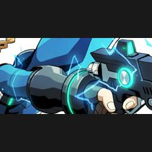Test : Azure Striker Gunvolt
