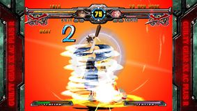 Guilty Gear XX Accent Core Plus R