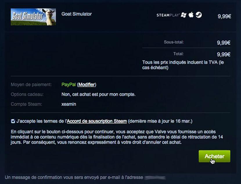 Exceptionnel Comment se faire rembourser un jeu sur Steam - Actu - Gamekult TP51