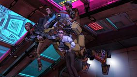 Tales from the Borderlands, Episode 3: Catch a Ride