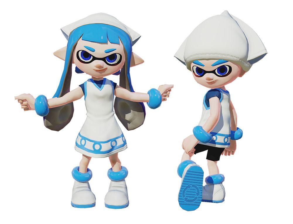 Splatoon Images Du Jeu Sur Nintendo Wii U Gamekult
