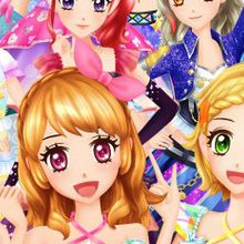 Aikatsu ! My No.1 Stage !