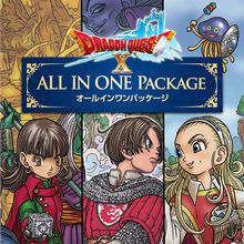 Dragon Quest X Online All in One Package (2015)