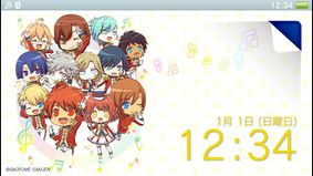 Uta no Prince sama : Music 3