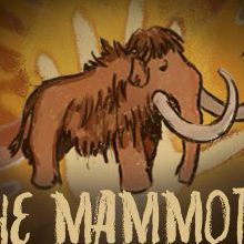 The Mammoth : A Cave Painting