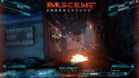 Descent : Underground