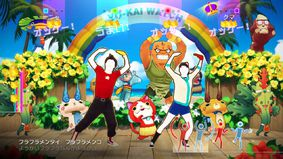 Yôkai Watch Dance : Just Dance Special Version