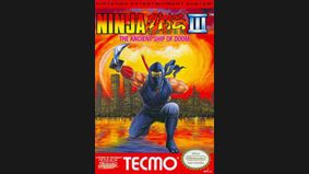 Ninja Gaiden III : The Ancient Ship of Doom