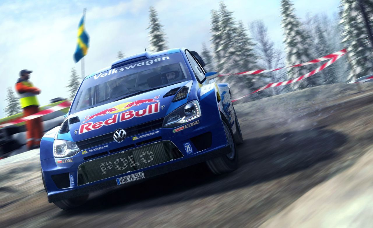 images du jeu dirt rally gamekult. Black Bedroom Furniture Sets. Home Design Ideas