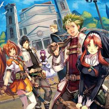 The Legend of Heroes : Trails in the Sky the 3rd