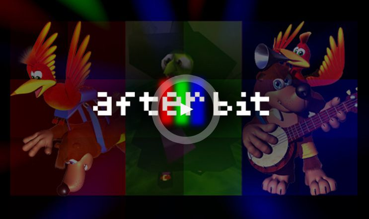 After Bit #6 décrypte Banjo-Kazooie