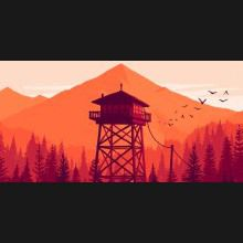 Test : Firewatch (PS4, PC)