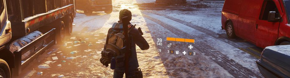 Tom Clancy's : The Division