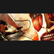 Test : Attack on Titan