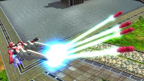 Mobile Suit Gundam Extreme Vs. Maxi Boost On