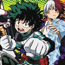 My Hero Academia : Battle for All
