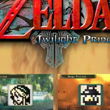 My Nintendo Picross : The Legend of Zelda Twilight Princess