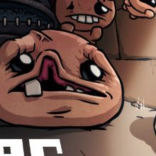 The Binding of Isaac : Afterbirth