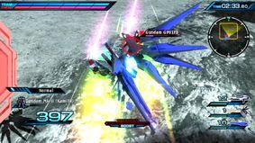 Mobile Suit Gundam Extreme Vs. Force