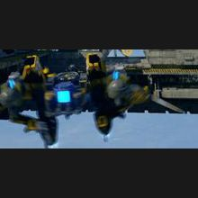 Test : Strike Vector EX (PS4)