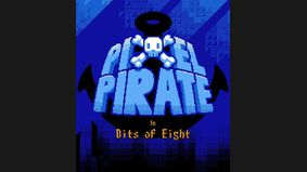 Pixel Pirate in Bits of Eights