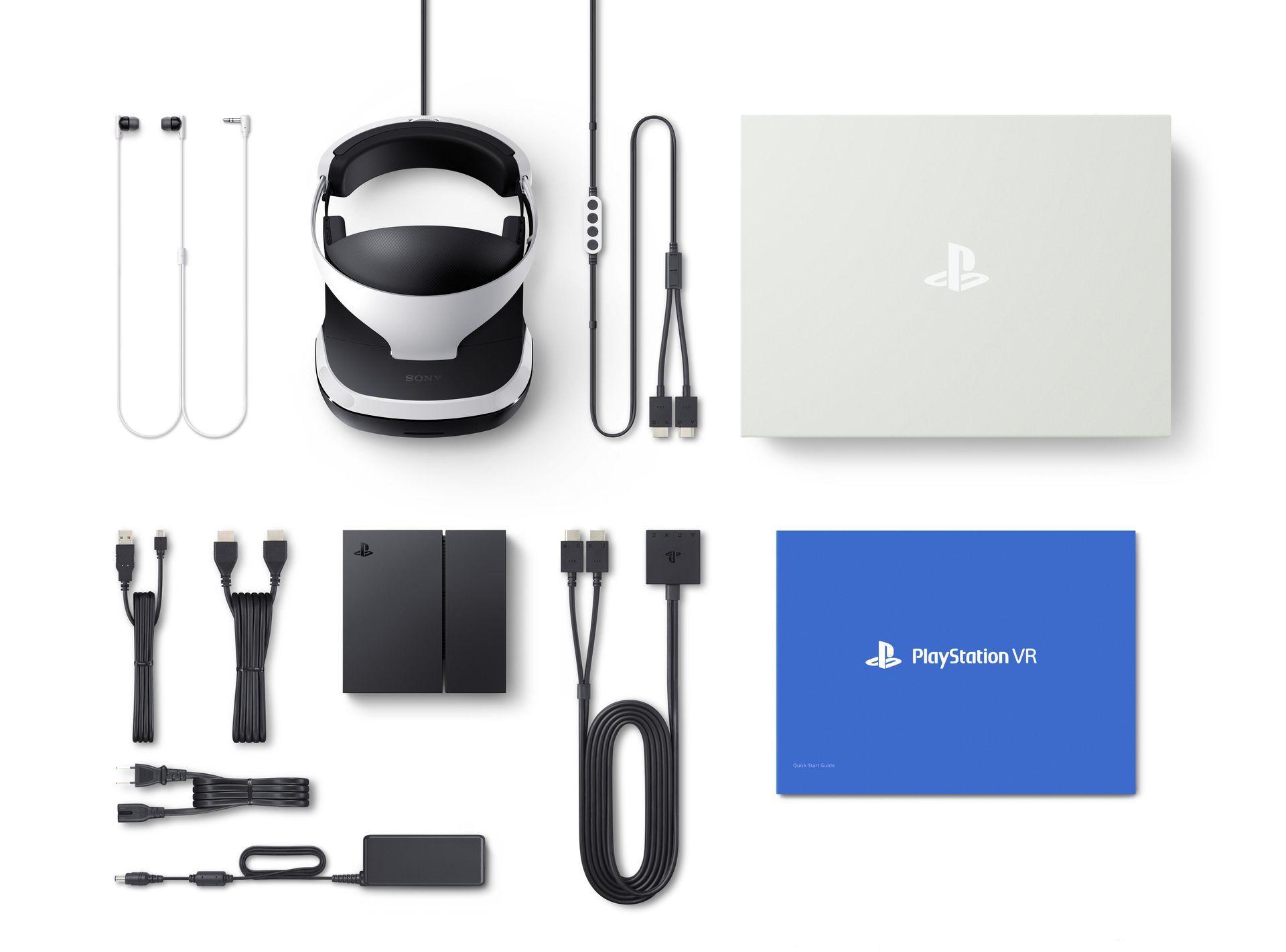 Playstation Vr Prix Jeux Compatibilités Tout Ce Quil Faut