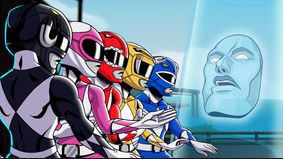 Mighty Morphin Power Rangers : Mega Battle