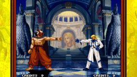 Fatal Fury : Mark of the Wolves