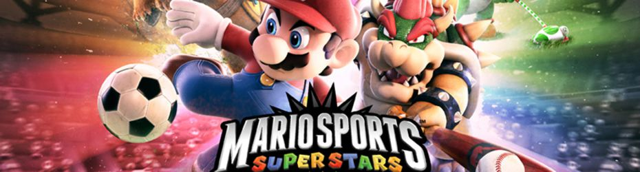 mario sport superstar