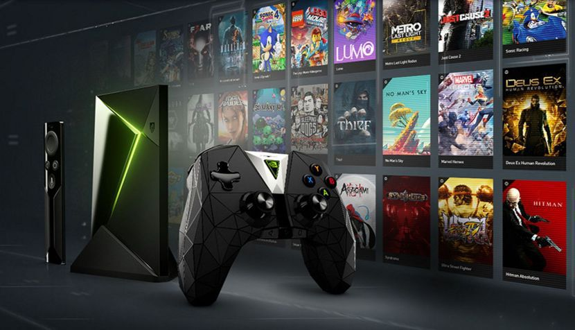 La nvidia shield tv 2017 passée au crible actu gamekult