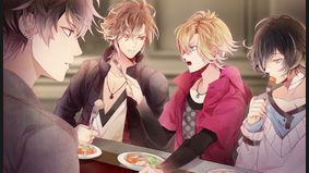 Diabolik Lovers Lost Eden