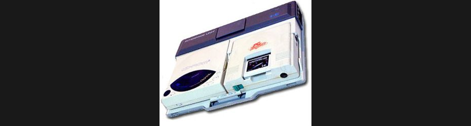 PC Engine CD-ROM²